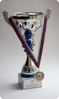 2008 г. Кунгур 14-й Чемпионат России по воздухоплаванию 1 место